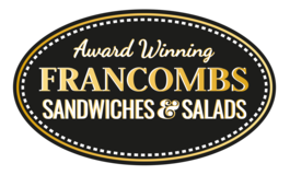 Banner md francombs logo rgb sandwiches and salads